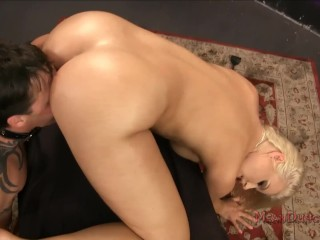 Straight Guys Porn Mistress Anikka Albrite - Ass Worship & Foot Worship Femdom, Big Ass
