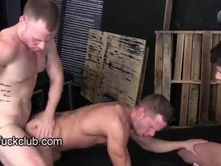 Saxon, Chris and Shane