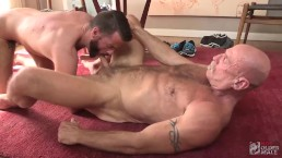 Big Dicked Daddy Conor Fucks Brendan Patrick Bareback