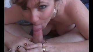 MILF Tries To Make A Small Tiny Cock Into A Bigger One