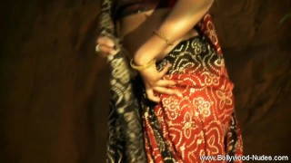 Gracefully dance indian brunette bollywoodnudes mom