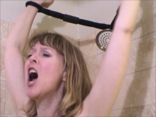 Shower Bondage Wetting