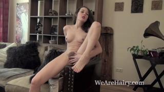 Strips her enjoys ksenia yankovskaya body and close heels