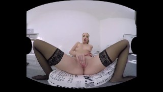 Three Times The Fun With Chelsy Sun Incredible Girl Up Close In VR