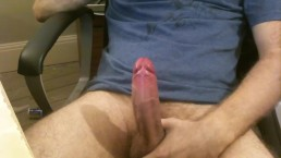 So wet with precum