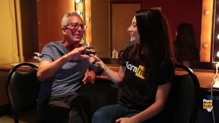Pornhub Aria Gets Nasty with Comedians Bobby Slayton & Brad Williams