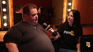 Pornhub Aria Gets Nasty with Comedians Paula Bel & Mike Ward & Ralphie May