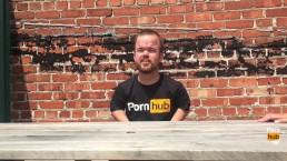 Pornhub at Just For Laughs Festival with Comedians Mike Ward Brad Williams
