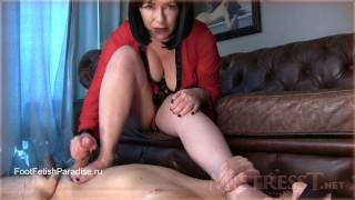 Mistress T - Foot Worship Sensuality