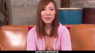 Stunning casting for porn xxx play along hot Yuika Akimoto  vibrator toys pink-pussy hairy-pussy fingering heymilf adult toys amateur toy-insertion sex-toys