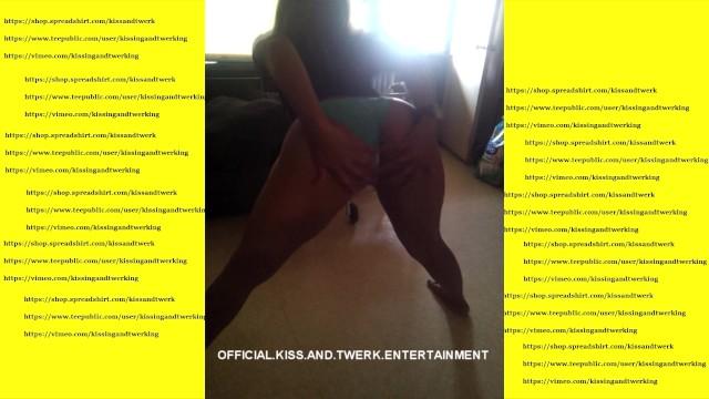 Big ass anal freak whore Sexy freak girl twerking her ass then gets fucked