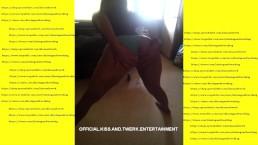 Sexy Freak Girl Twerking Her Ass Then Gets Fucked