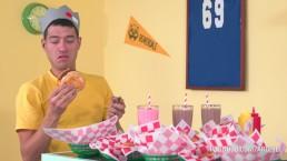 Beaverdale Archie Parody - Jughead Stuffs Ethel's Buns With His Meat