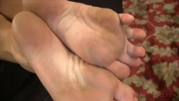 Mistress Anikka Albrite Makes You Lick Her Asshole And Feet - Femdom JOI