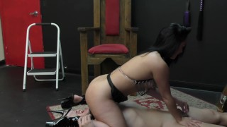 Mistress Kristina Rose Facesitting & Ass Worship Femdom kristina rose ass licking ass worship natural femdom kink big ass domme meanbitches bdsm kiss her ass mistress small tits face grinding orgasm latin facesitting butt lick her asshole