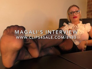 Magali's Interview - www.c4s.com/8983/16991160