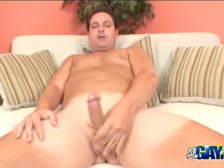 Dan Masters Jacking For Cum