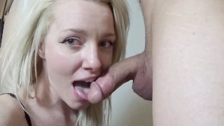 I have an addiction to making him Cum-OurDirtyLilSecret  slow motion cumshot cum all over tied up and fucked babe bdsm femdom wife blonde anal butt plug cum shot adult toys ourdirtylilsecret ass play verified amateurs huge cum load