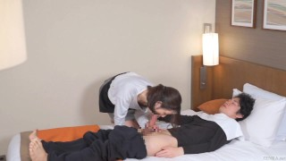 To leads hotel in blowjob japanese massage subtitled hd senzuri massage