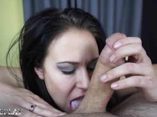 Teen Va Sex Linsey Lust POV Sloppy Blowjob - LJFOREPLAY