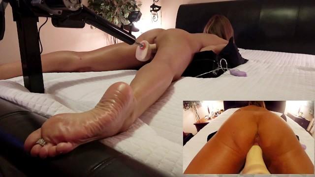 Female Orgasm Fuck Machine