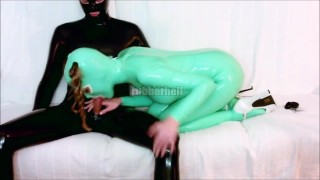 Jade rubberdoll suck hard cock of black latex guy  latex-lucy kinky-family kinky-sex pigtails shiny catsuit rubber-fetish rubber-slave latex-catsuit latex-blowjob latex femdom-handjob latex-fetish kinky-mistress horny-sister