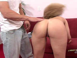 Alexis Texas Big Booty Fucks Johnny Sins for the 1st time!