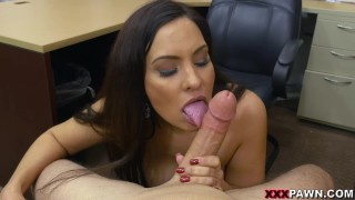 Importing My Dick In A MILF's Mouth on XXXPAWN.COM (xp15775)