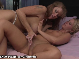 Mature white sex with black