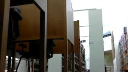 Ginger Banks Nago Z Dildo W Publicznej Bibliotece