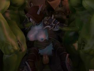 Sylvanas Part 1 – World Of Warcraft SFM