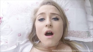 Valentines Day Special - Little Oral Andie Gets Fucked Hard & A Cum Facial!  amateur-facial valentines-day sensual-sex blonde-big-tits blowjob-swallow rough-doggystyle hard-fast-fuck hard-doggystyle sensual-blowjob valentines-day-fuck pov-cum-swallow blonde-facial pov-cum-in-mouth amateur-cum-face sexy-lingerie-fuck cum-face