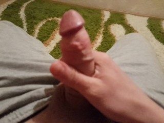 SOFT TO BIG HARD COCK STRETCHING OUT TIGHT FLESHLIGHT!