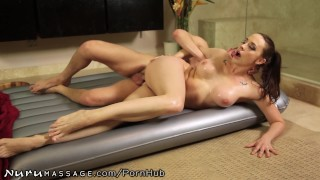 NuruMassage Stop Teasing and Fuck me in the Ass!