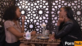 Lesbian First Dates - Scene 3 Boobs thick