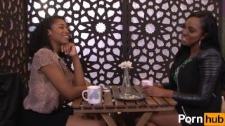 Lesbian First Dates - Scene 3
