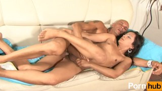 Dick with taking ease natural stroking