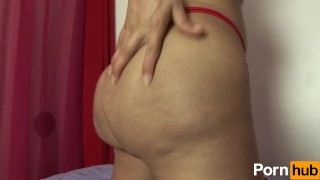 Loves teasing huge booty dick tranny shemale pornhub