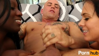 Stepdad hes  relax my scene licking blowjob