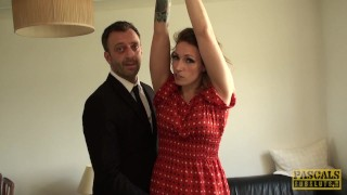 Maledom english fingerfucked slut dickriding reality kink