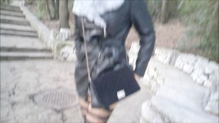 Public sex during walking the dog  pov public pov public blowjob homemade outdoor outside amateur cumshot amateur pov public public pov european teacher of magic public sex outside public sex nerdy outdoor sex