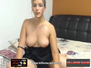 Emily Doll Plays on KILLION'S CAMS