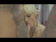 Van al sexshop y la lian. Stefani Tarrago y Rul JM