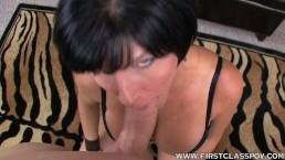 Spizoo - Shay fox is one sexy MILF that knows how to fuck