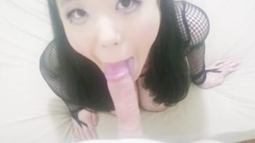 Sakura'chan fucks deep and rough anal