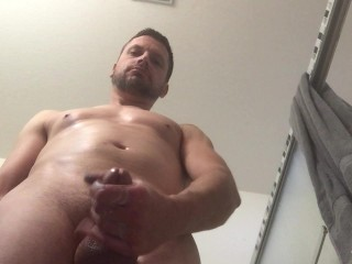 jock huge cum swallow it all if you can