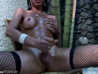 ass spanking with razor strap