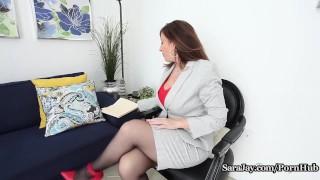 Busty Teacher Sara Jay want you to Earn Xtra Credit! Hardcore fake