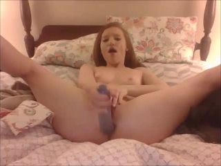 Slutty Aleigha James first Anal Video Solo