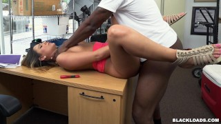 Suck this big dick like a good chick, Jaye Summers (blk15152)